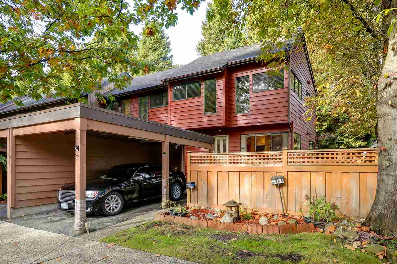 Sold: 4865 Fernglen Drive, Burnaby, BC