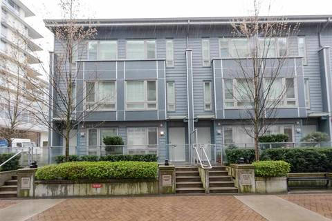 Townhouse for sale at 4866 Eldorado Me Vancouver British Columbia - MLS: R2352411