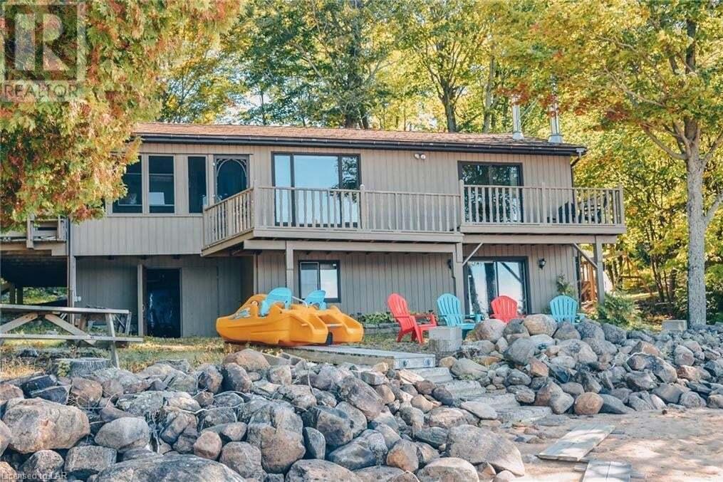 House for sale at 4867 Kennisis Lake Rd Haliburton Ontario - MLS: 40028582