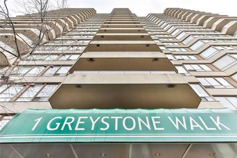 Condo for sale at 1 Greystone Walk Dr Unit 487 Toronto Ontario - MLS: E4735405