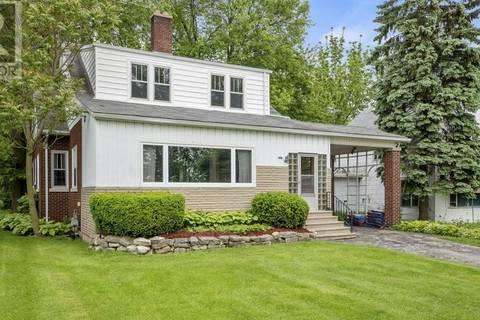 House for sale at 487 Dalhousie  Amherstburg Ontario - MLS: 19019382