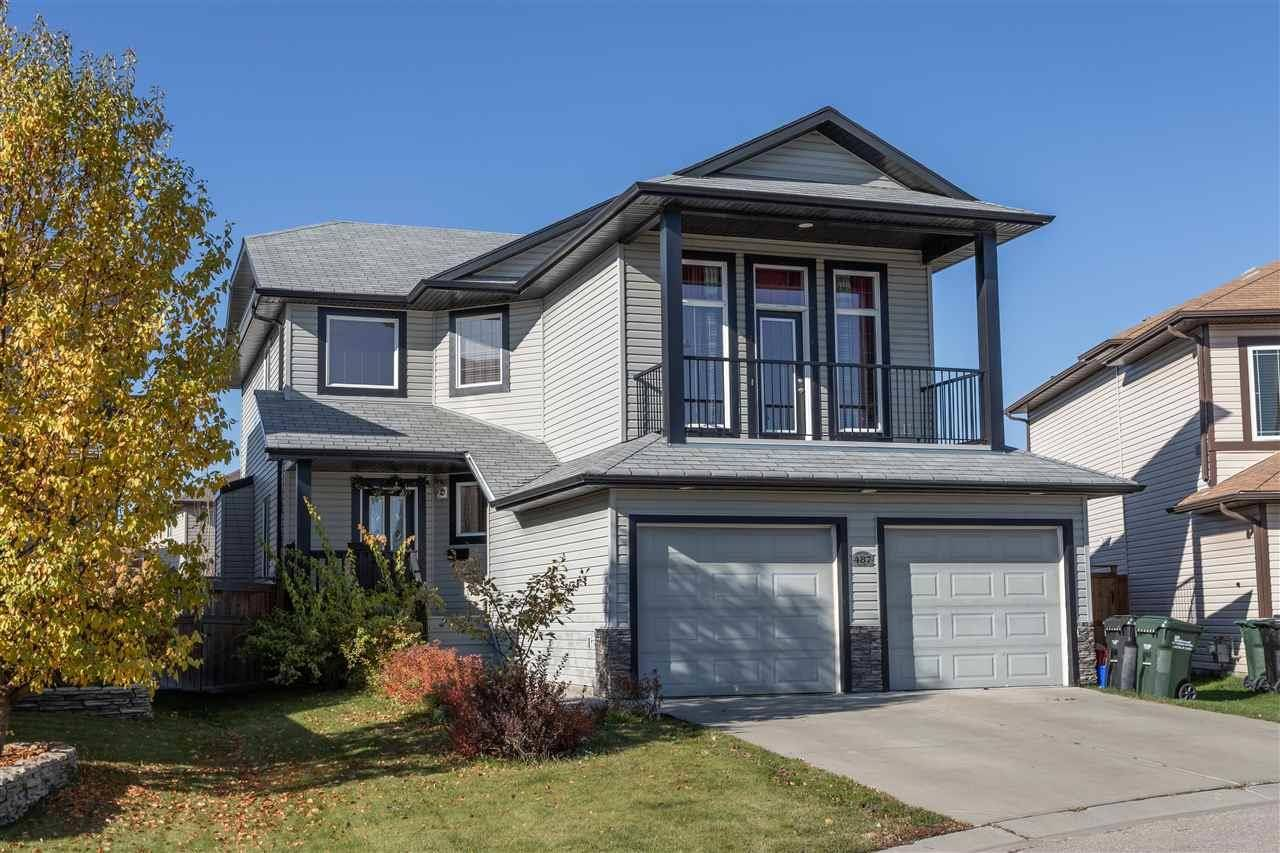 House for sale at 487 Foxtail Ct Sherwood Park Alberta - MLS: E4190166