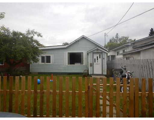 Sold: 487 Hartley Street, Quesnel, BC