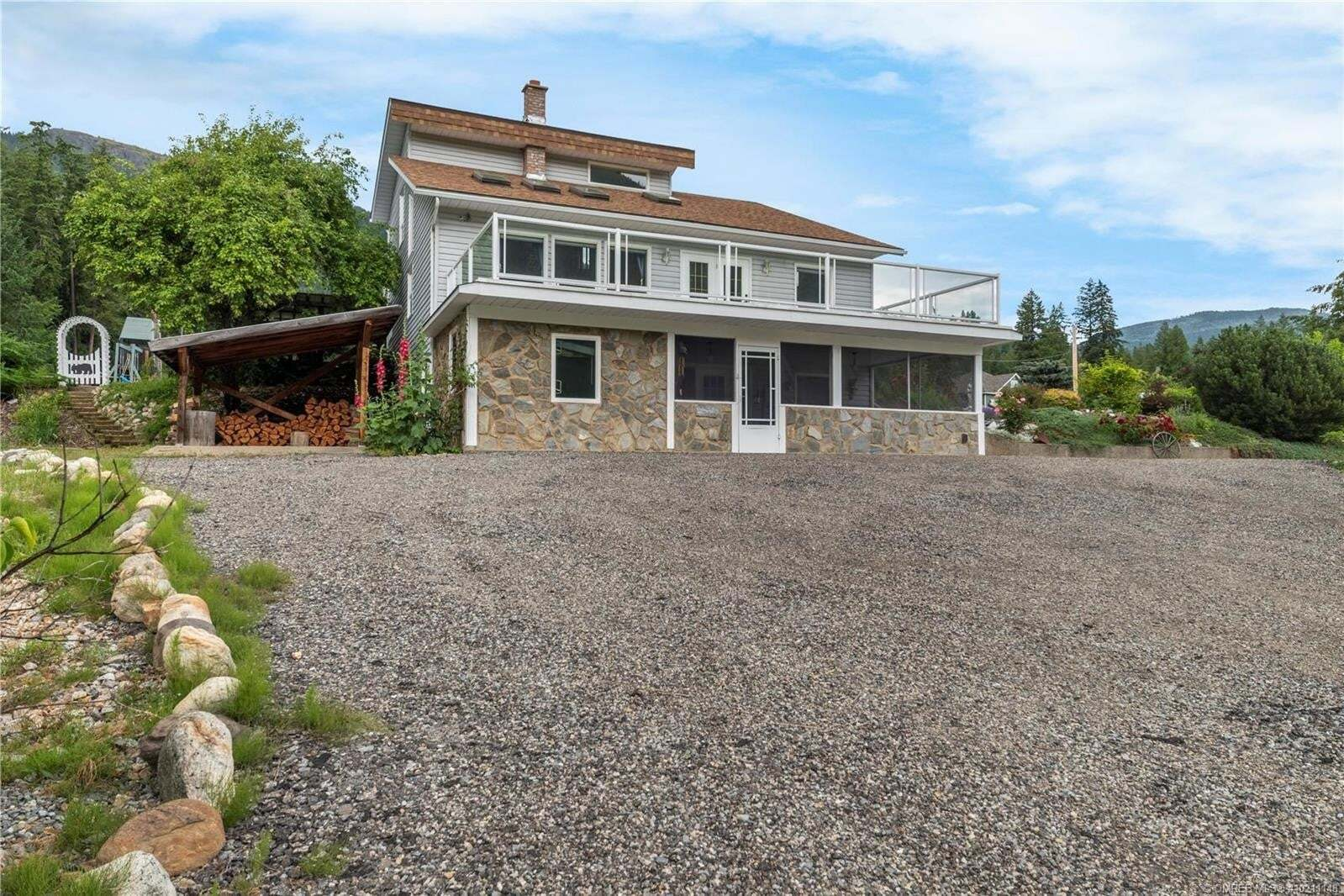 House for sale at 487 Mabel Lake Rd Enderby British Columbia - MLS: 10211148