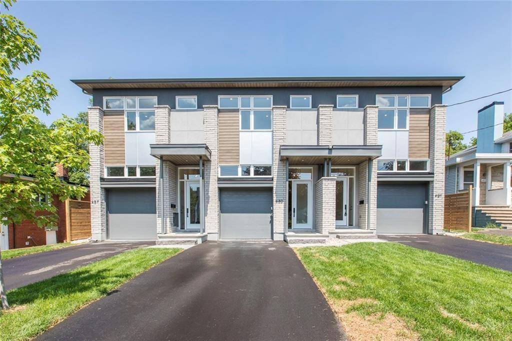 Townhouse for sale at 487 Mutual St Ottawa Ontario - MLS: 1169212