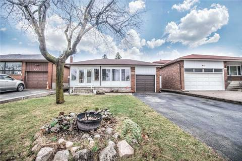 House for sale at 487 Rathburn Rd Toronto Ontario - MLS: W4424576