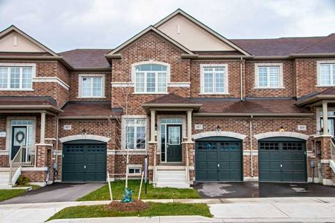 Townhouse for sale at 487 Silver Maple Rd Oakville Ontario - MLS: W4632726
