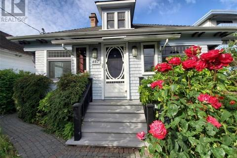 House for sale at 487 Superior St Victoria British Columbia - MLS: 413540