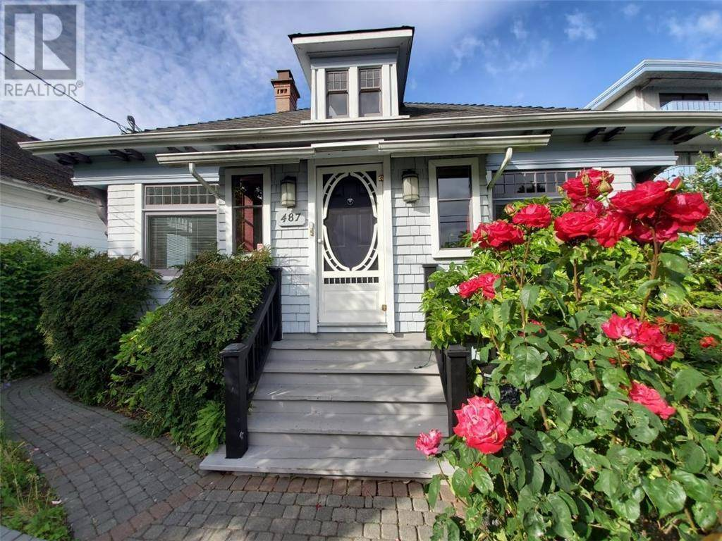 House for sale at 487 Superior St Victoria British Columbia - MLS: 416705