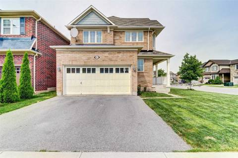 House for sale at 487 Zuest Cres Milton Ontario - MLS: W4493934