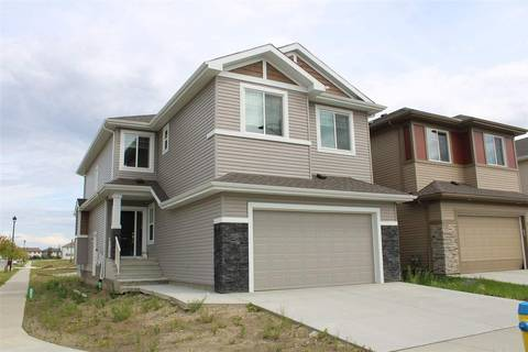 House for sale at 4871 Wright Dr Sw Edmonton Alberta - MLS: E4165060