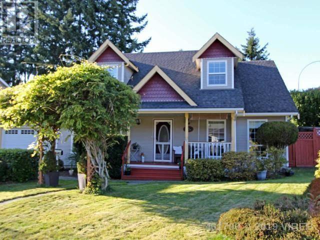 House for sale at 4872 Logan's Run Nanaimo British Columbia - MLS: 461790