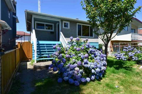 House for sale at 4873 Baldwin St Vancouver British Columbia - MLS: R2236488