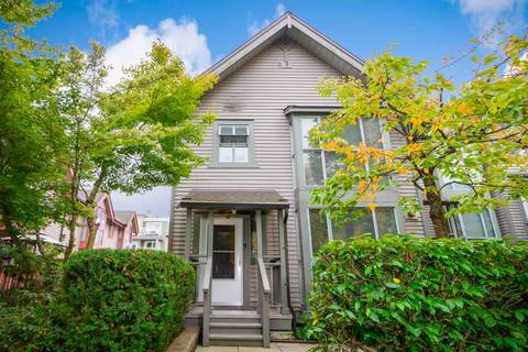 Townhouse for sale at 4877 Duchess St Vancouver British Columbia - MLS: R2408355