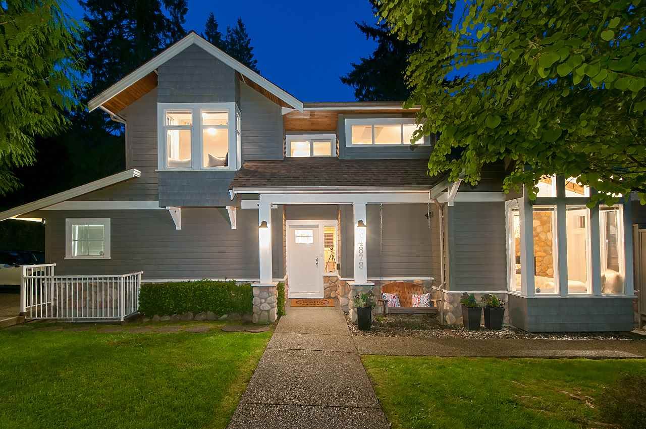 Sold: 4878 Belvedere Drive, North Vancouver, BC