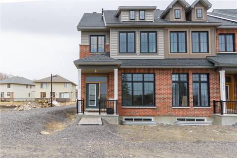 Townhouse for rent at 488 Codds Rd Ottawa Ontario - MLS: 1148445