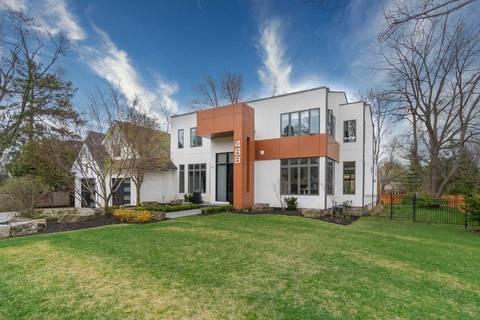 House for sale at 488 Morrison Rd Oakville Ontario - MLS: W4753682