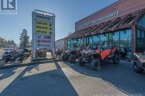 Commercial property for sale at 4883 Island N Hy Courtenay British Columbia - MLS: 449591