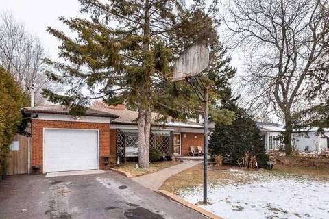 House for sale at 489 Brownfield Gdns Toronto Ontario - MLS: E4664626