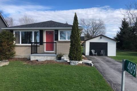 House for sale at 489 County Road 3  Prince Edward County Ontario - MLS: X4430428