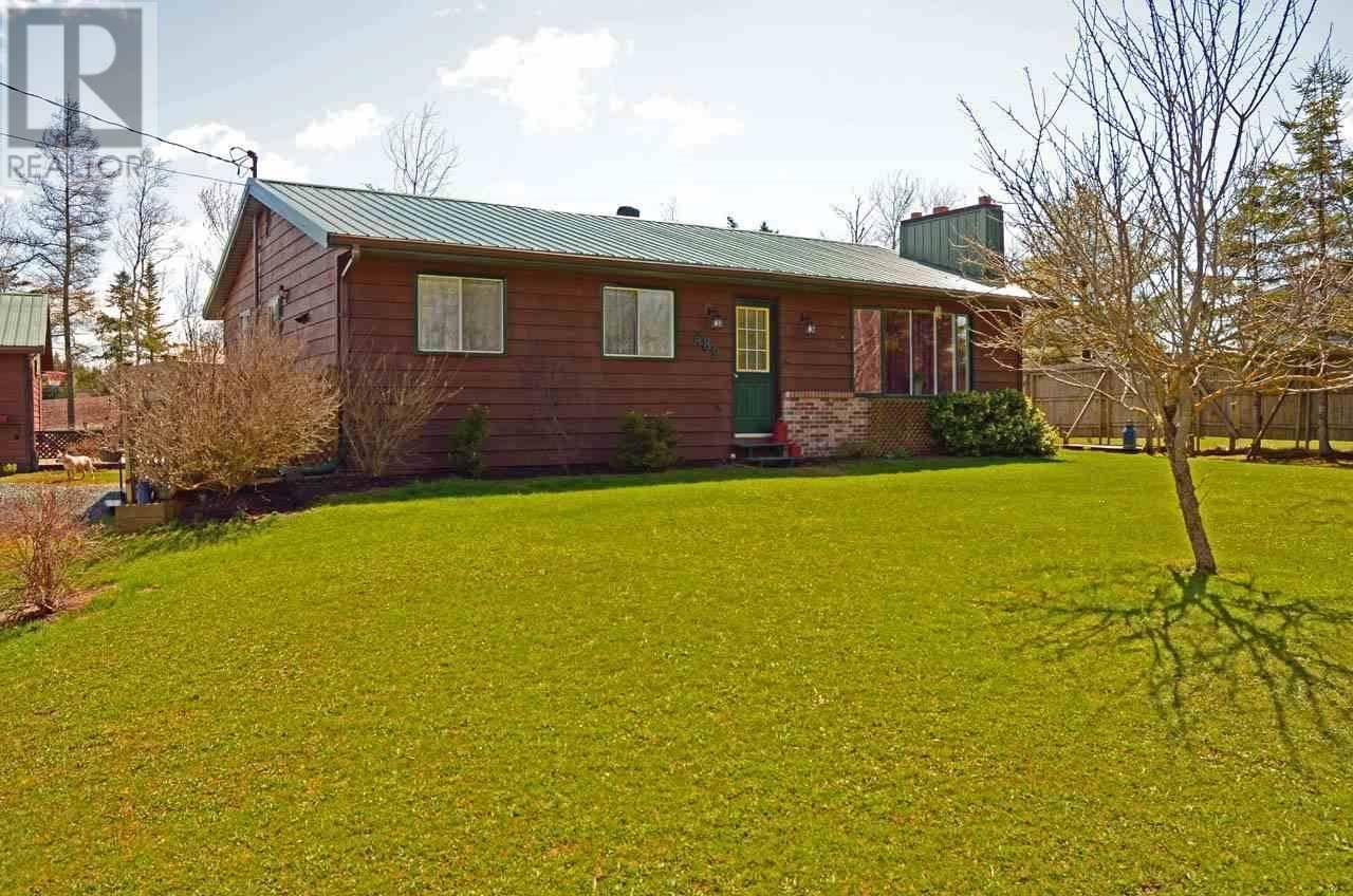 House for sale at 489 Crombe Rd Shubenacadie Nova Scotia - MLS: 202000221
