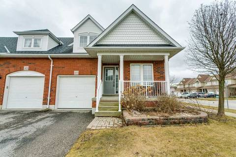 Townhouse for sale at 489 Flagstone Ct Oshawa Ontario - MLS: E4731050
