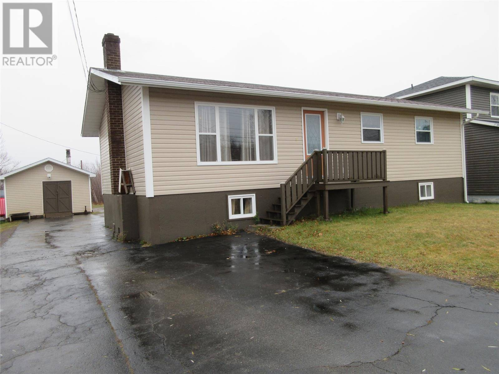 House for sale at 489 Main St Bishop's Falls Newfoundland - MLS: 1207395