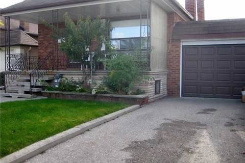 House for sale at 489 Ridelle Ave Toronto Ontario - MLS: W4573688