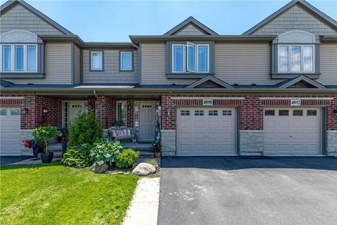 Townhouse for sale at 4890 Adam Ct Lincoln Ontario - MLS: X4602334