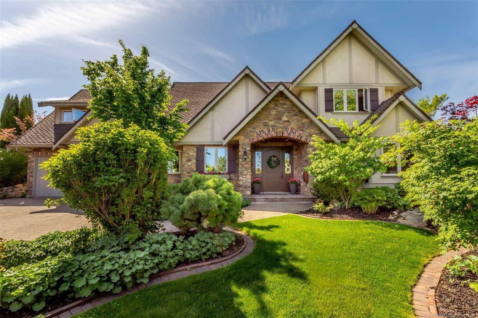 House for sale at 4893 Parkridge Pl Kelowna British Columbia - MLS: 10191340