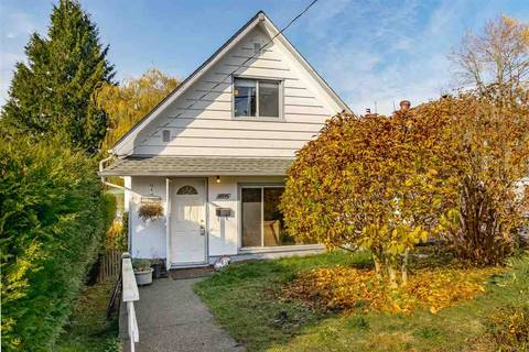 House for sale at 4895 Moss St Vancouver British Columbia - MLS: R2425169