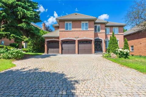 House for sale at 4898 Forest Hill Dr Mississauga Ontario - MLS: W4689208