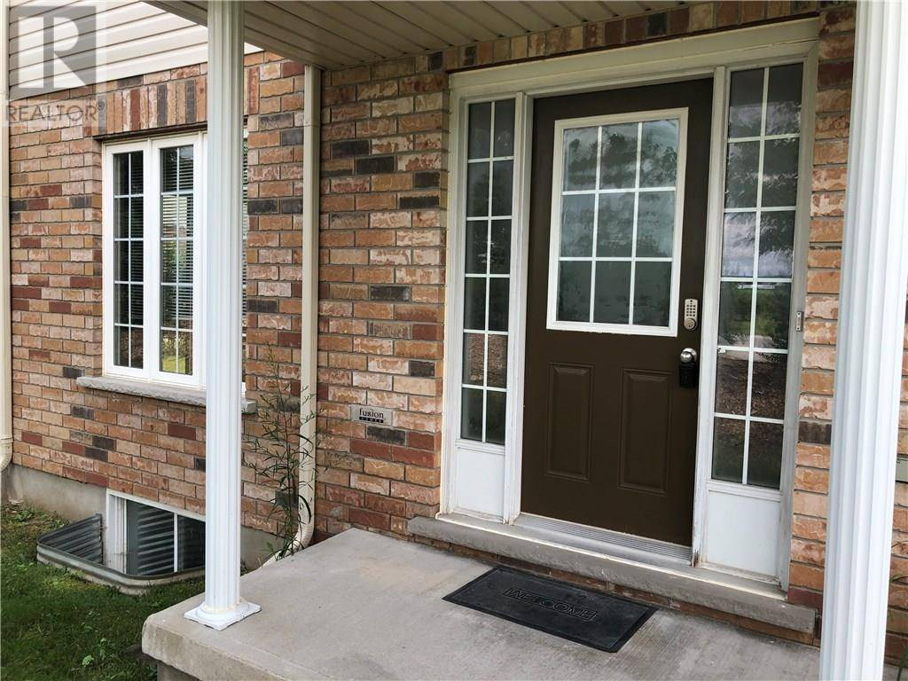 Townhouse for sale at 105 Bard Blvd Unit 49 Guelph Ontario - MLS: 30753555