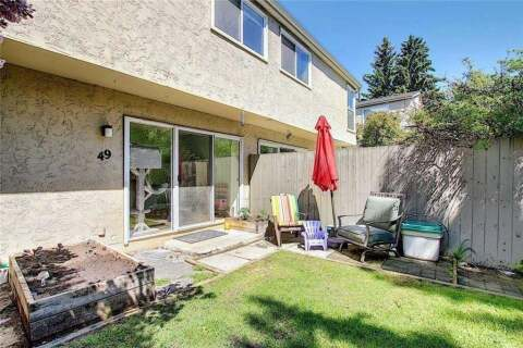 Townhouse for sale at 11407 Braniff Rd Southwest Unit 49 Calgary Alberta - MLS: C4301086