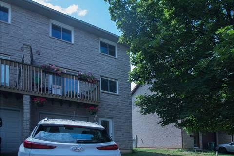 Condo for sale at 1155 Paramount Dr Unit 49 Hamilton Ontario - MLS: X4541701