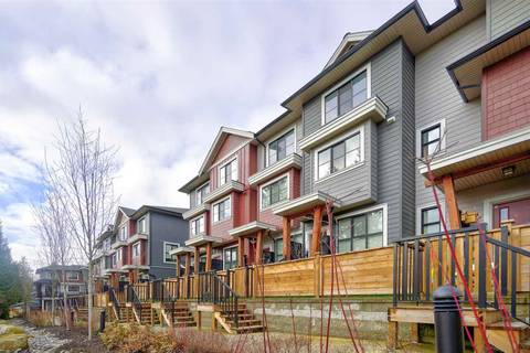 Townhouse for sale at 13260 236 St Unit 49 Maple Ridge British Columbia - MLS: R2438681