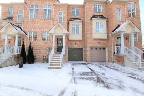 Townhouse for sale at 15 Old Colony Rd Unit 49 Richmond Hill Ontario - MLS: N4770042