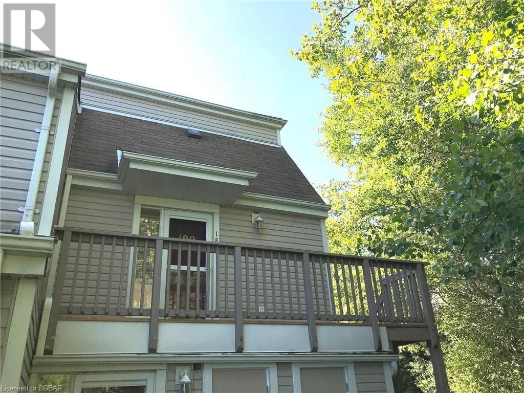 Apartment for rent at 180 Trott Blvd Unit 49 Collingwood Ontario - MLS: 216372