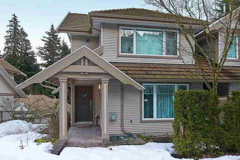 Townhouse for sale at 2351 Parkway Blvd Unit 49 Coquitlam British Columbia - MLS: R2350816