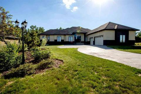House for sale at 25519 511a Rd Unit 49 Rural Parkland County Alberta - MLS: E4145822