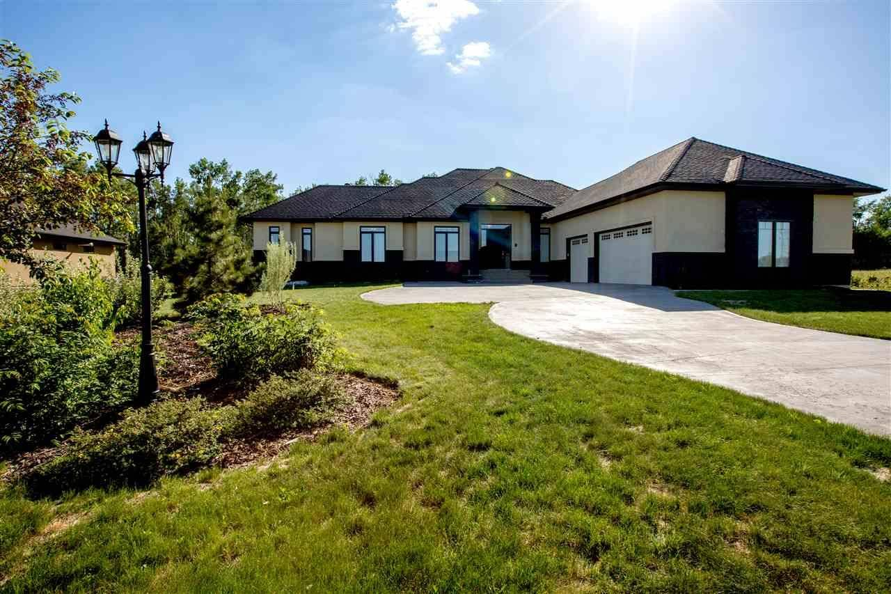 House for sale at 25519 511a Rd Unit 49 Rural Parkland County Alberta - MLS: E4186954