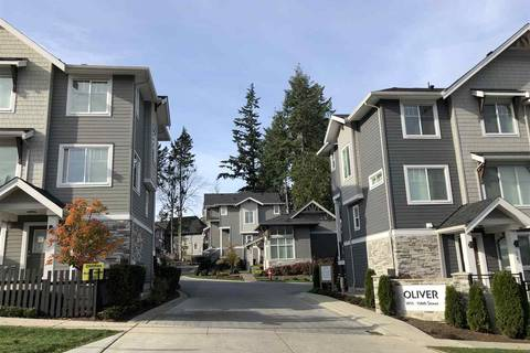 Townhouse for sale at 2855 158 St Unit 49 Surrey British Columbia - MLS: R2419251