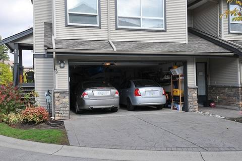 Townhouse for sale at 3127 Skeena St Unit 49 Port Coquitlam British Columbia - MLS: R2358719