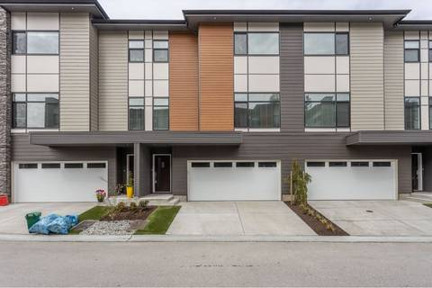 Townhouse for sale at 33209 Cherry Ave Unit 49 Mission British Columbia - MLS: R2451780