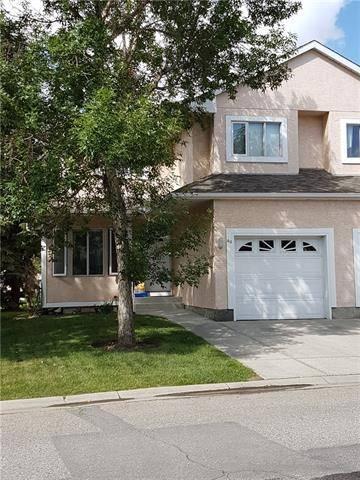 Townhouse for sale at 388 Sandarac Dr Northwest Unit 49 Calgary Alberta - MLS: C4283376