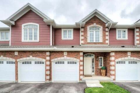 Townhouse for sale at  Savoy St Unit 49 London Ontario - MLS: 40034511