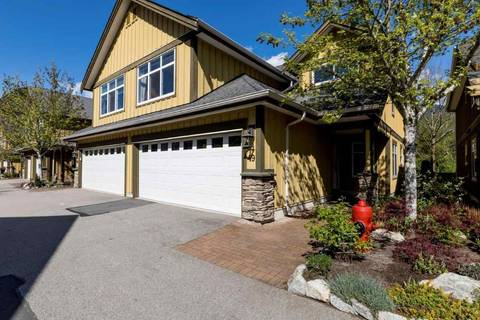 Townhouse for sale at 41050 Tantalus Rd Unit 49 Squamish British Columbia - MLS: R2360182