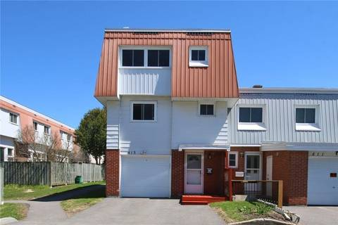 Townhouse for sale at 413 Miranda St Unit 49 Ottawa Ontario - MLS: 1149395