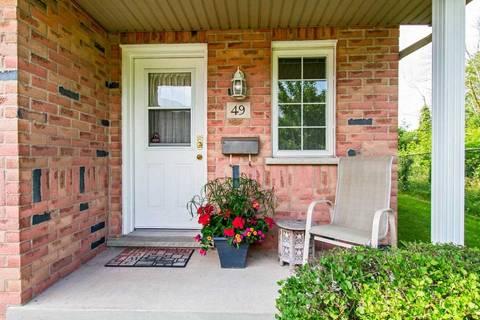 Condo for sale at 485 Green Rd Unit 49 Hamilton Ontario - MLS: X4509051