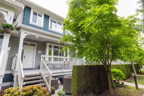 Townhouse for sale at 5999 Andrews Rd Unit 49 Richmond British Columbia - MLS: R2369191